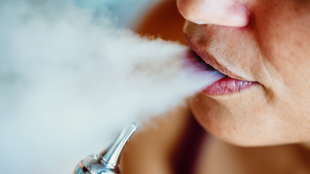 Seeing Through the Smokescreen of Vaping