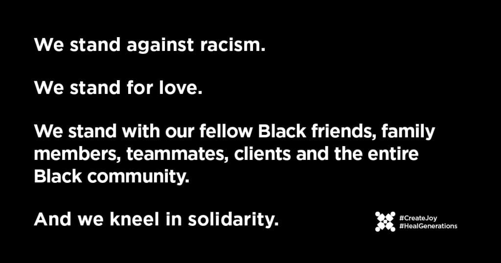 Embark on Racism and Our Values