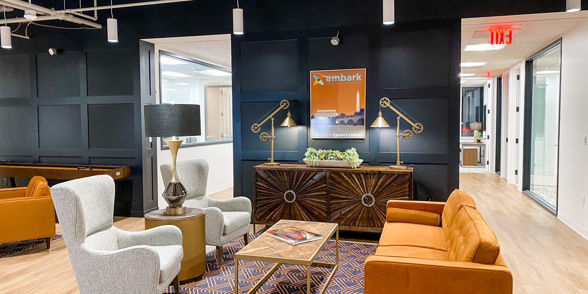 E Lounge Area 1